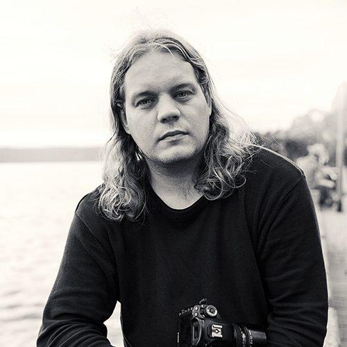 Portraitfoto vom Fotograf Tobias Wuntke